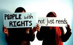 Rights, not just needs
